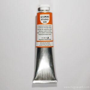 LUKAS Studio | 229 Cadmium Orange (Hue)