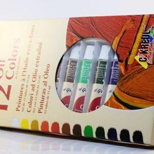 EL GRECO | Uljane boje SET