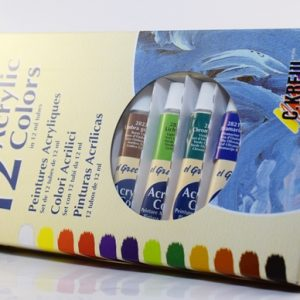 EL GRECO | Akrilne boje SET