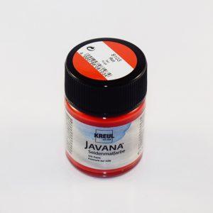 Boja za svilu JAVANA | 8103 Red