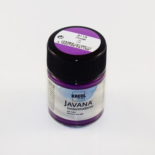 Boja za svilu JAVANA   8118 Lilac
