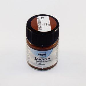 Boja za svilu JAVANA | 8107 Brown
