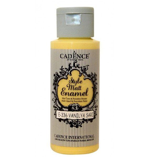 336 Vanilla Yellow